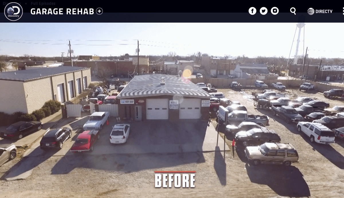 Discovery Channel S Garage Rehab Elite Asphalt Llc